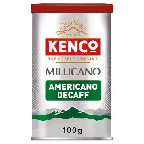 Kenco Millicano Caffeine Free Wholebean Instant Coffee