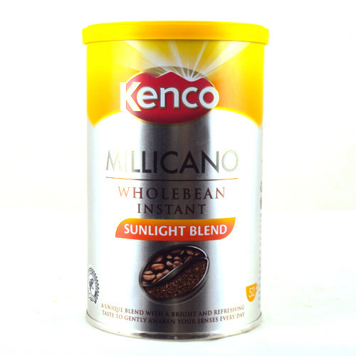Kenco Millicano Sunlight Blend Instant Coffee Tin