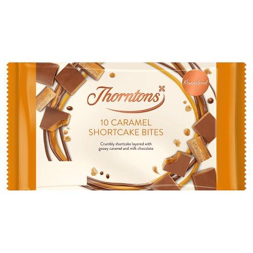 Thorntons Shortcake Bites 10 Pack