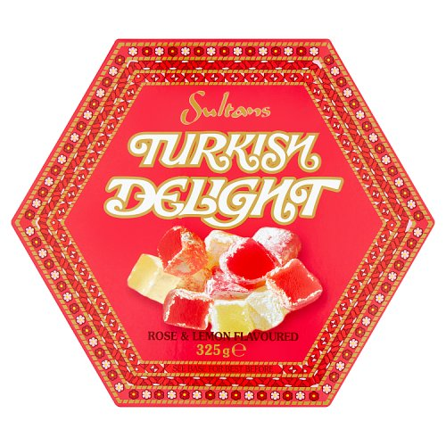 Sultans Rose Amp Lemon Turkish Delight
