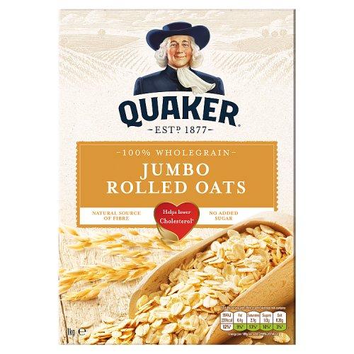 How To Cook Jumbo Porridge Oats