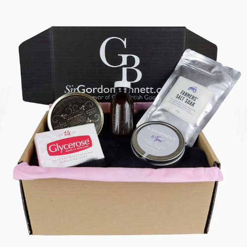 Sir Gordon Bennett Female Pamper Brit Gift
