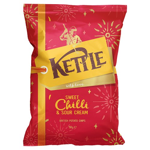 Kettle Chips Ingredients Kettle Chips Swe...