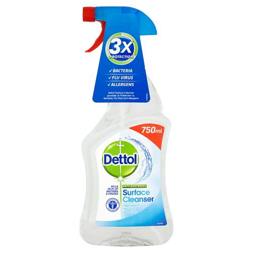 Image of Dettol Antibacterial Surface Spray