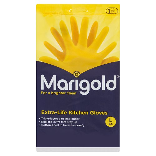 Image of Marigold Extra Life Gloves Kitchen Large