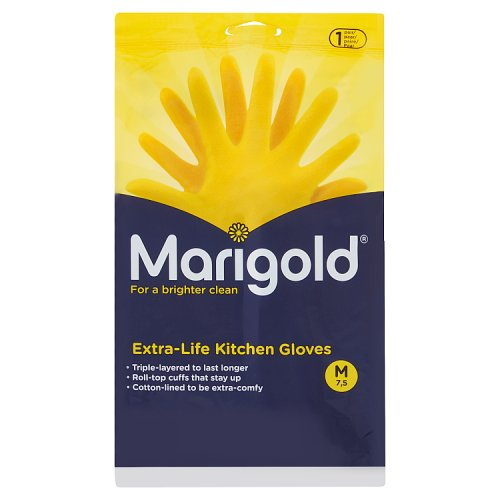 Image of Marigold Extra Life Gloves Kitchen Medium