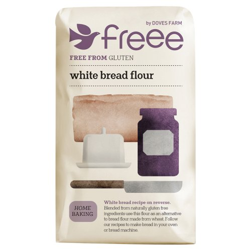 how to make bread with gluten free flour