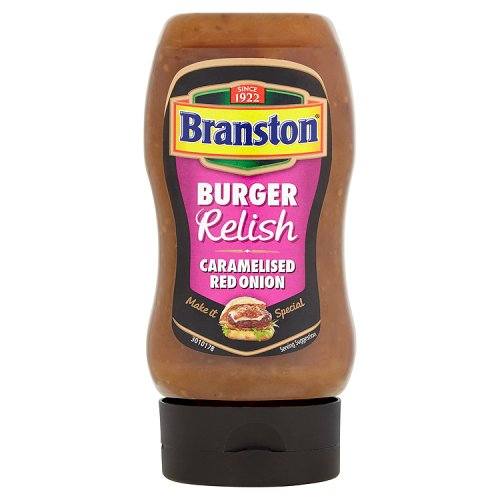 Branston Caramalised Red Onion Relish Squeezy