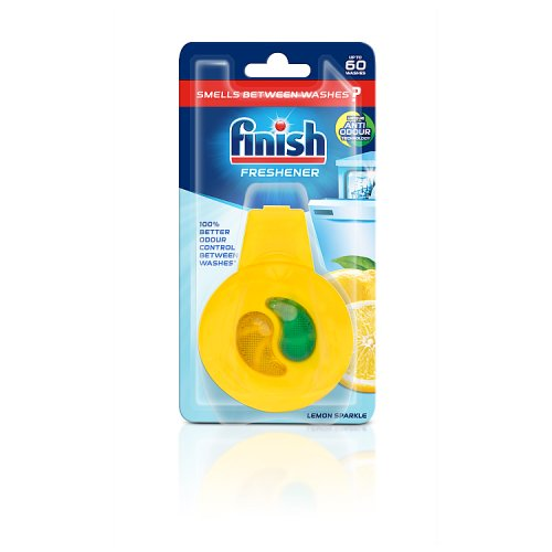 Finish Dishwasher Freshener Lemon