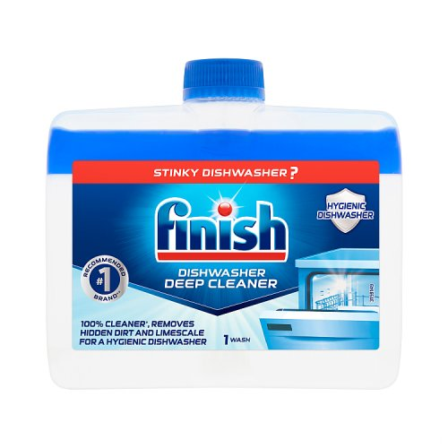 Image of Finish Dishwasher Cleaner Regular