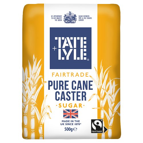 Silver Spoon  Tate & Lyle Caster Sugar