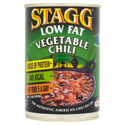 Stagg Vegetable Chili 99 Fat Free