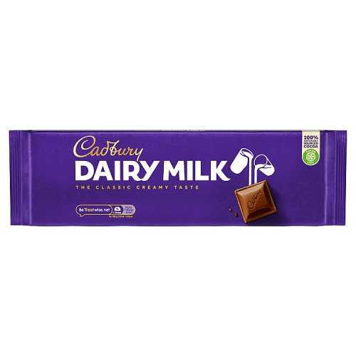 cadbury dairymilk To create our signature glass and a half of full-cream dairy milk chocolate, we use the giant cream milk fountain in the middle of the chocolate lake it contains more joy than most people.