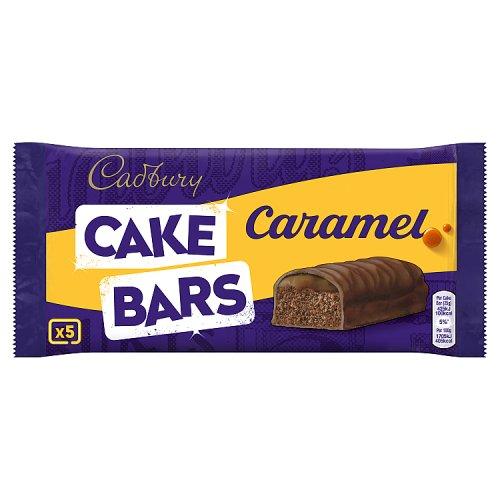 Cadbury Cake Bars Official