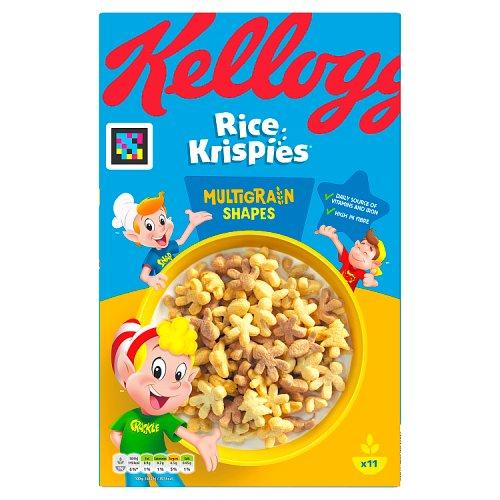 Rice Krispies: Kelloggs Rice Krispies Multigrain
