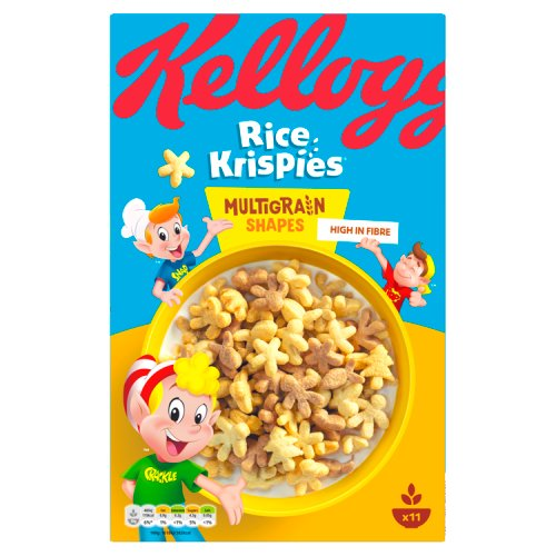 Kelloggs Rice Krispies Multigrain