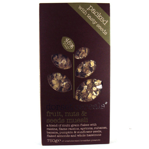 Dorset Cereals Fruit Nuts and Seeds