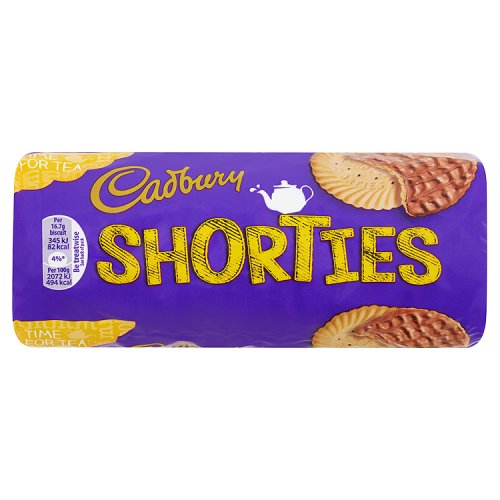 Cadbury Chocolate Shortcake Biscuits