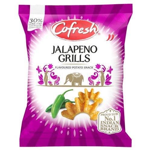 Cofresh Jalapeno Snacks - Crisps Snacks