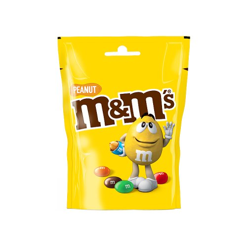 M Amp Ms Peanut Pouch Chocolate Big Bags