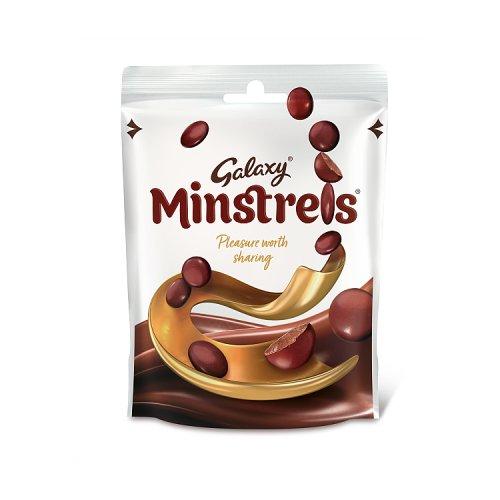 Minstrels Large Bag Chocolate Big Bags