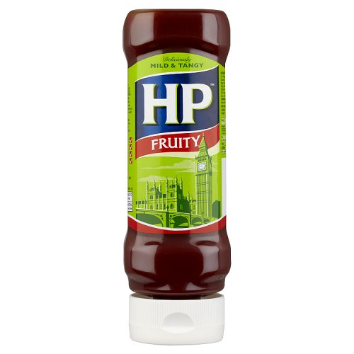 HP Fruity Sauce Squeezy