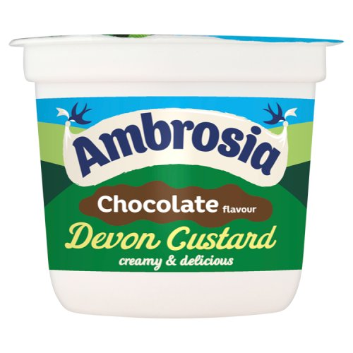 Ambrosia Milk Chocolate Custard Pot