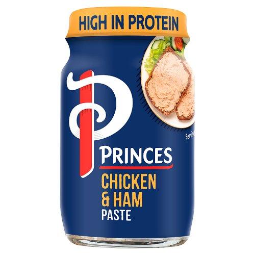 Princes Chicken and Ham Paste
