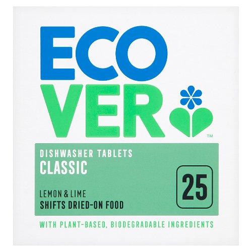 Image of Ecover Dishwasher Tablets 25 Pack