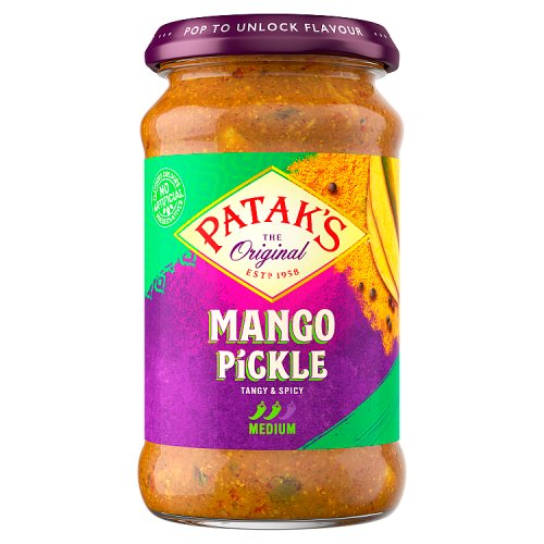 how to make indian mango pickle