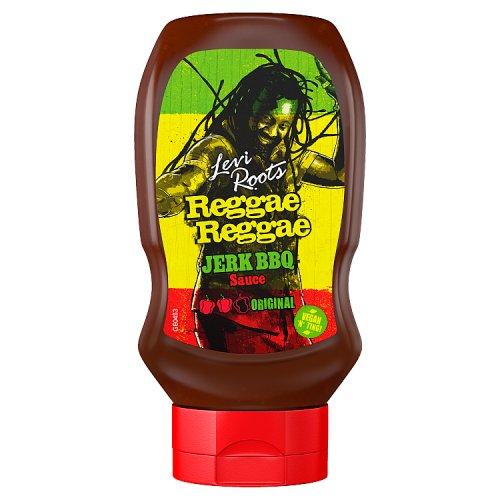 Levi Roots Reggae Sauce Squeezy Barbeque