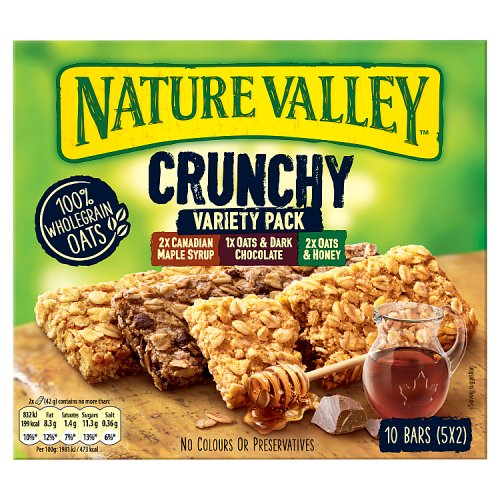 Nature Valley Granola Variety 5 Pack