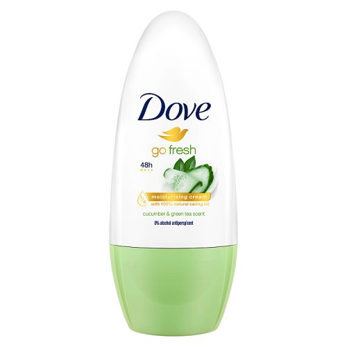 Dove Go Fresh Cucumber Roll On