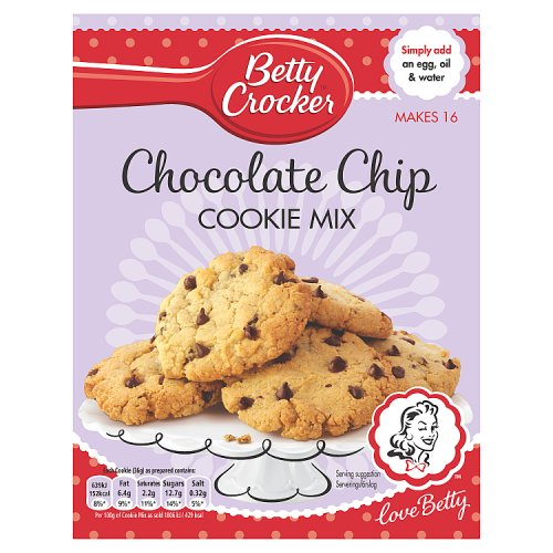 how to make betty crocker chocolate chip cookies better