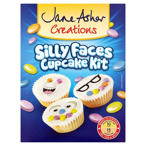 Jane Asher Silly Faces Cup Cake Kit