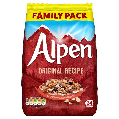 Alpen Original Large