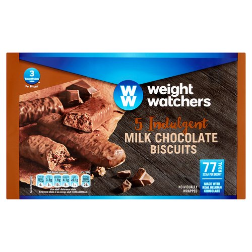 Weight Watchers Chocolate Biscuits 5 Pack