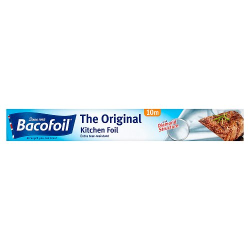 Image of Bacofoil Original Kitchen Foil 300mm x 10m