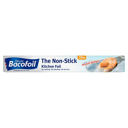 Image of Bacofoil Non Stick Foil 300mm x 10m