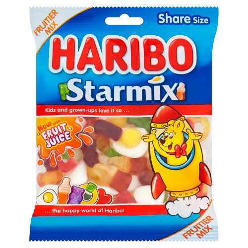 Haribo Starmix Confectionery