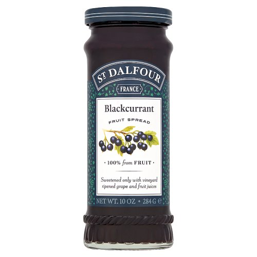 Saint Dalfour Blackcurrant Spread