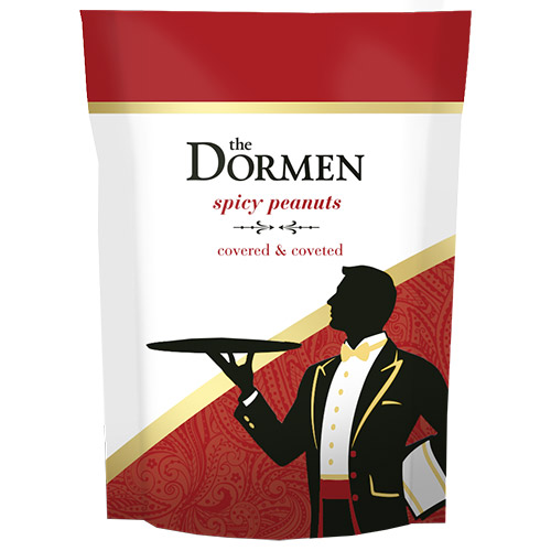 The Dormen Spicy Peanuts Snack Pack