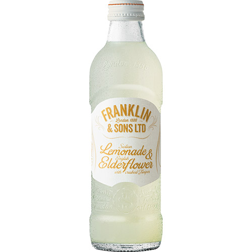 Franklin & Sons Lemonade & Elderflower