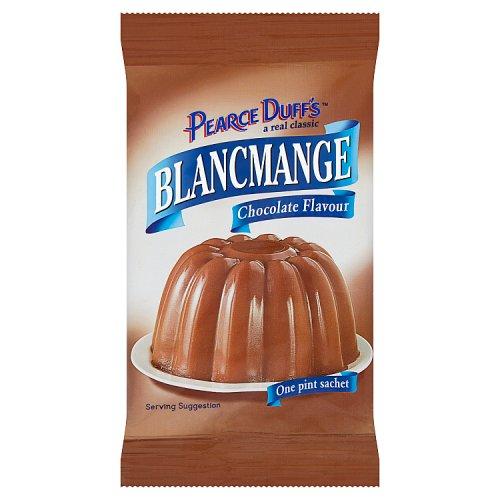 Pearce Duffs Blancmange Chocolate