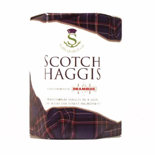 Stahly Quality Foods Drambuie Haggis