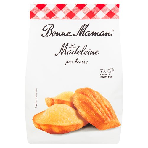 Bonne Maman La Madeleine Cakes Other