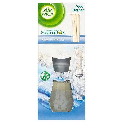 Image of Airwick Reed Diffuser Linen