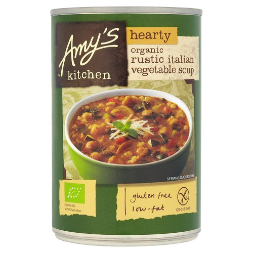 Amys Kitchen Rustic Vegetable Soup