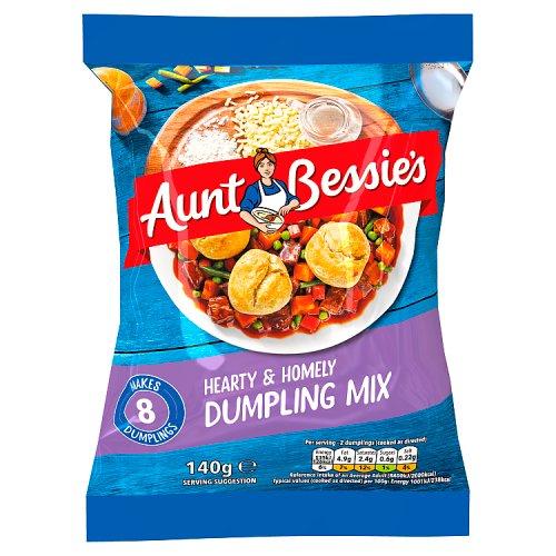 Aunt Bessies Dumpling Mix 140G