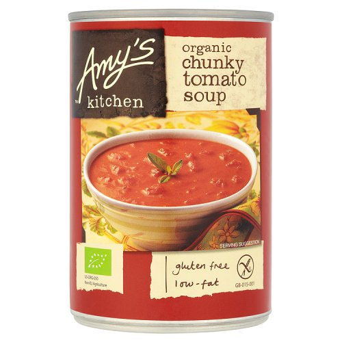 Amys Kitchen Chunky Tomato Soup